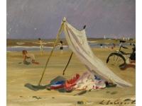 Scheveningen strand 1925