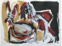 """z-""""2 Figuren"""", 1982"""