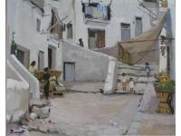 Op de trappen van Ibiza