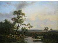 Romantisch landschap