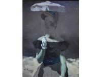la dame a l' ombrelle